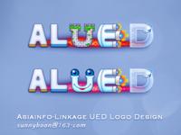 UED Logo design