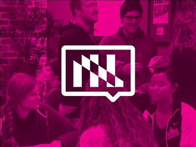 AIGA Baltimore: Community Meeting event icon chat logo baltimore aiga aiga baltimore