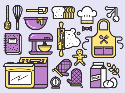 Baking icons thumb
