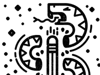 Snake / Pencil