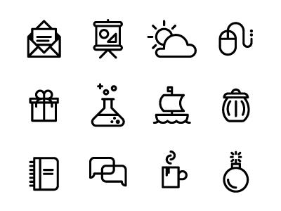 Dribbble 102 icons kevinmoran thumb