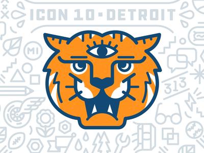 ICON10 / Detroit