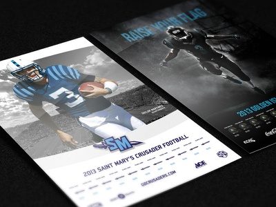 Schedule Poster Concepts football jersey swap uniforms poster fantasy football college football