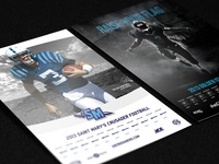 Schedule Poster Concepts
