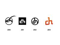 Logo Timeline Rebound