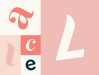 "Alice ""unbuild"" logotype typography identity branding logo design freelancer designer branding vector illustrator"
