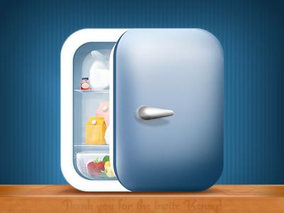 Fridge pal app icon