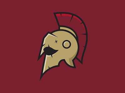 Spartans spartan illustration logo sports logos sports design