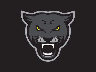 Panthers illustration hockey logo sports logos sports design panthers