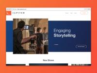 Jupiter Entertainment Website