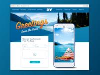 D&Y Social Campaign