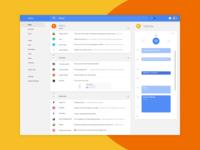 Google Inbox, Meet Google Calendar