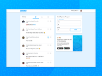Venmo Desktop Redesign