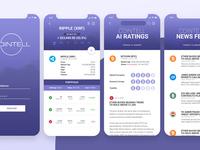 Cointell Portfolio Application