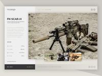 Gun Broker Website Redesign