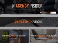 Newsletter Headers/Sub Headers