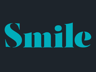 Rejected Smile
