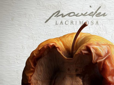 Lacrimosa Crop album art hardcore music durban south africa