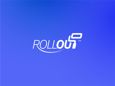 RollOut - Logo test logotype logo