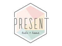 PRESENT Logo Design