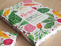 My Natural Recipes and Remedies Journal