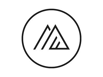 MB Monogram / Logo monogram logo minimal bw