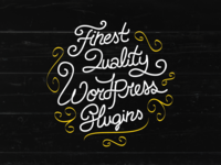 Finest Quality Wordpress Plugins