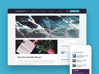 Imagify's Blog  responsive lossless image compression blog