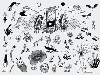 Daydream ipadproart ipad design illustration