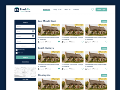 Property Lettings