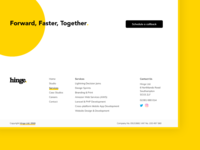 Hinge Website
