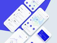Blockchain Social Media App