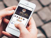 Travel App iOS Share Trip