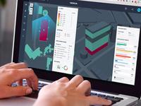 Data visualisation tool for mobile network optimisation