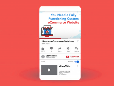eCommerce Services Marketing Video