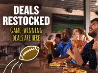 Restaurant.com Super Bowl Email Ad 2/1/19