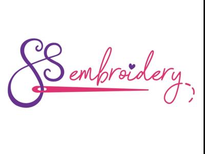 Concept - SS Embroidery Logo idea