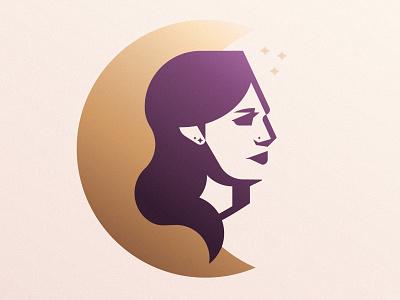 Moonlight Queen ✨ drawing sketch design illustration