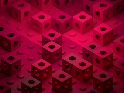 Box loop design motion graphics animation loop redshift3d cinema 4d