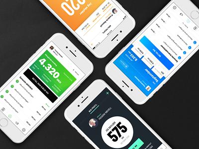 Teambox - Early design exploration invision sketchapp uiux uidesign prototype prototyping branding ui design app