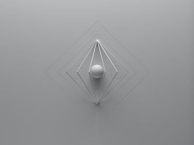 Geometrics #2 cinema 4d redshift3d 3d artist 3d modeling 3d render 3d