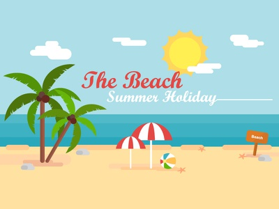 The Beach Summer Background lifestyle holiday recreational water leisure travel vacation outdoor summer nature activity recreation