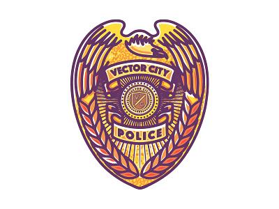 Vector City badge