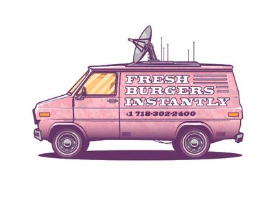 FBI Van