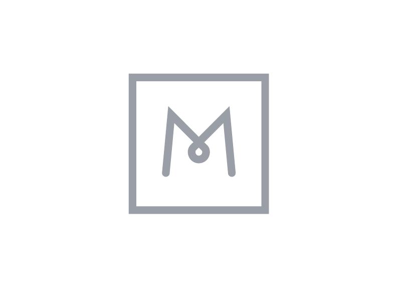 Simple mark simple logo brand minimal flat