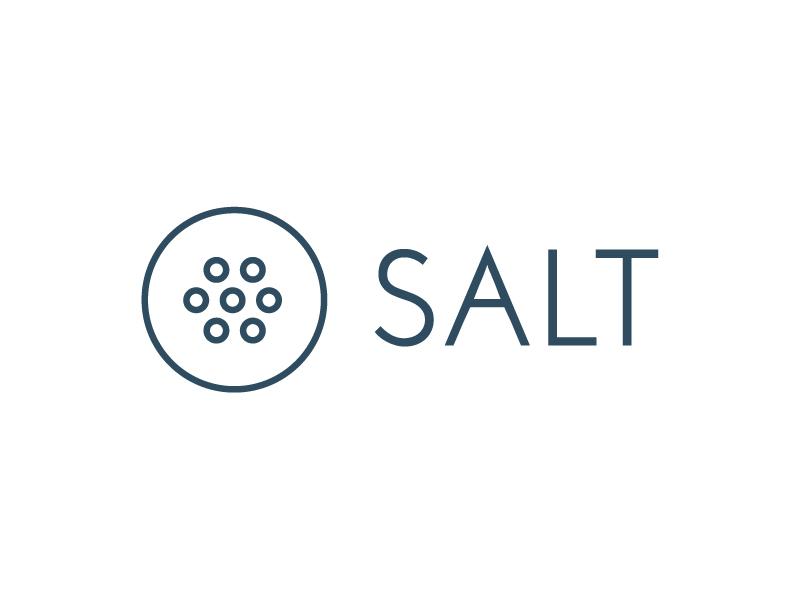 Salt Logo logo brand minimal line salt josefin