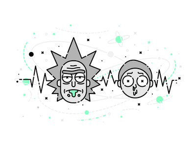 The Connection - Rick & Morty