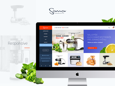 Sana Products - eshop