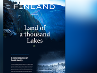 Concept #19 - Finland, land of a thousand...