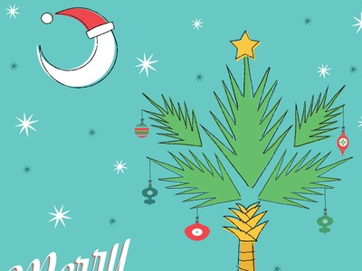 Christmas Card (Detail Shot)